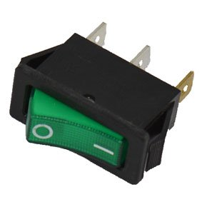 PulsaCoil A Class Rocker Switch
