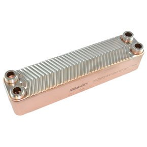 Pulsacoil 3 Plate Heat Exchanger