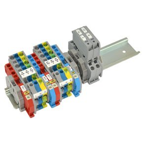 PulsaCoil A Class Din Rail Assembly